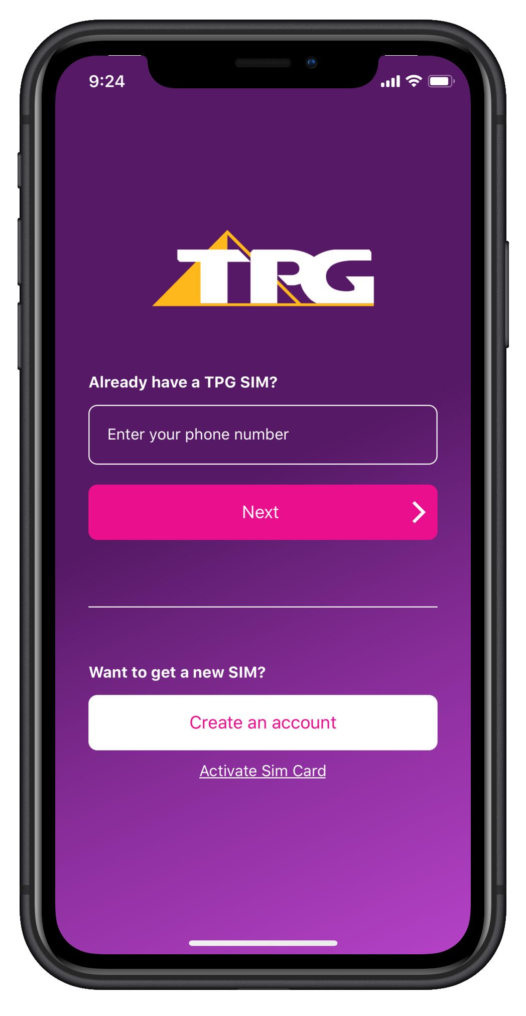 TPG 80GB data