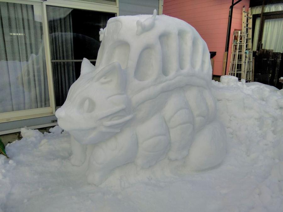 catbus snow figure 1