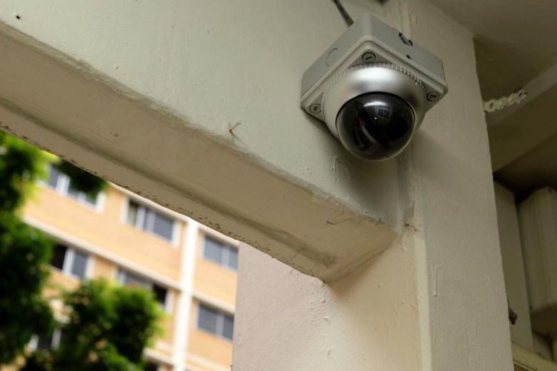 CCTVs HDB Flat