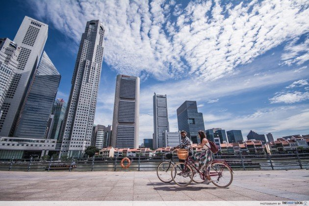 admiralty walkways widened