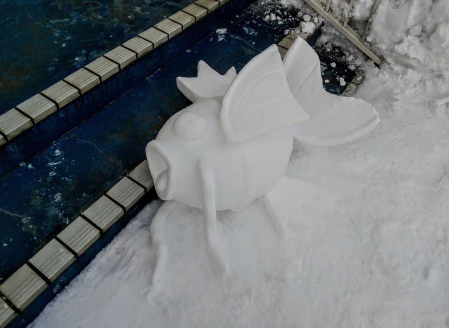 magikarp snow figures 2