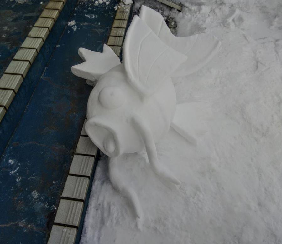 magikarp snow figures 1