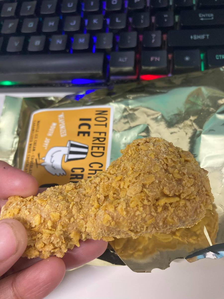 fried chicken ice cream 2