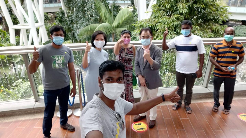 migrant workers Flyer