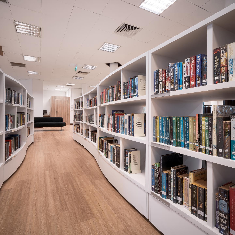 hwa chong library