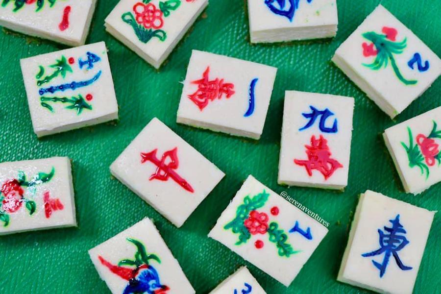 mahjong cheesecake 2