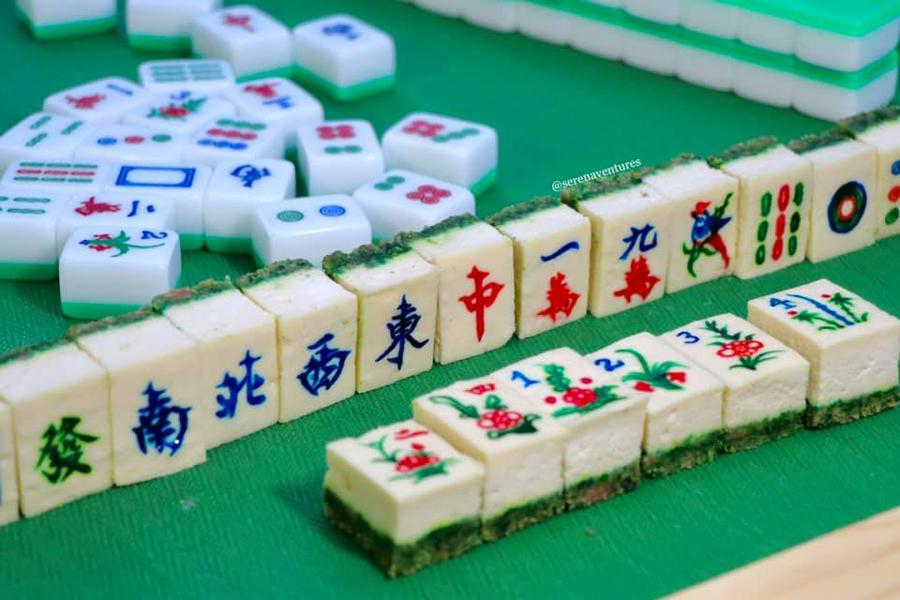 mahjong cheesecake 3