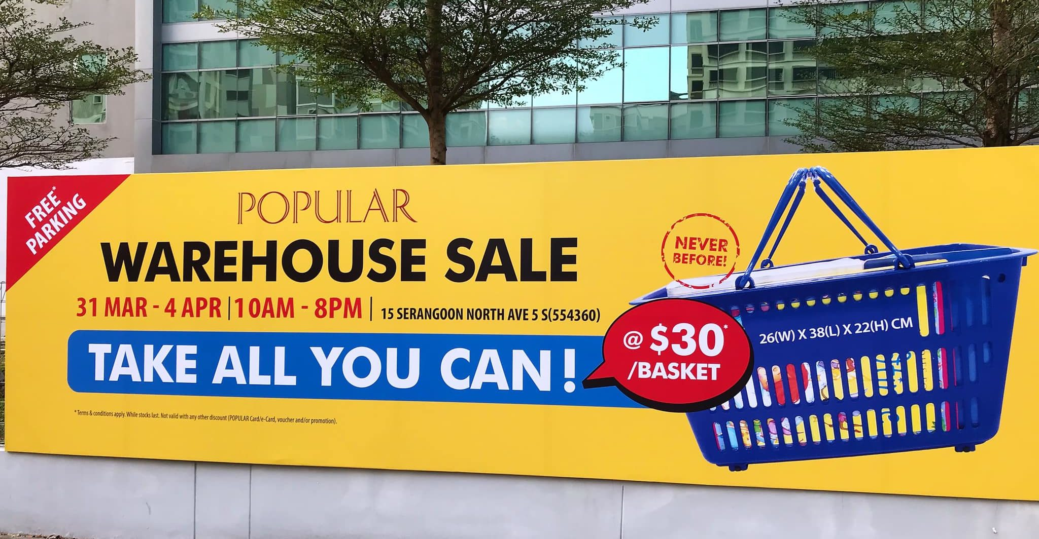 popular warehouse sale