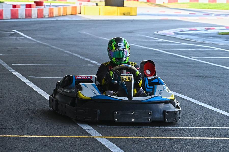 indoor karting circuit kf1