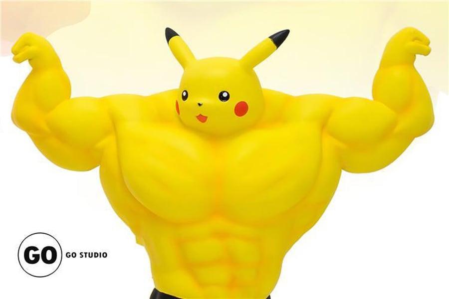 buff Pokémon figurines 4