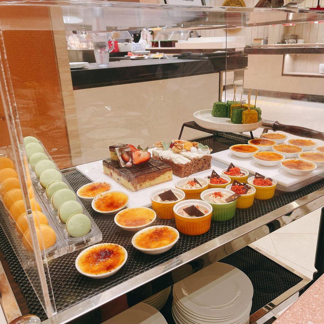 buffets allowed again