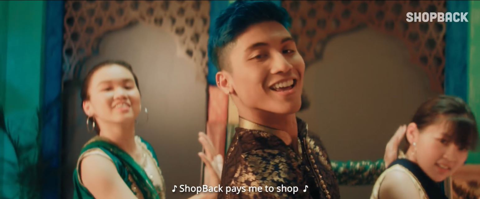 Shopback tiktok ad