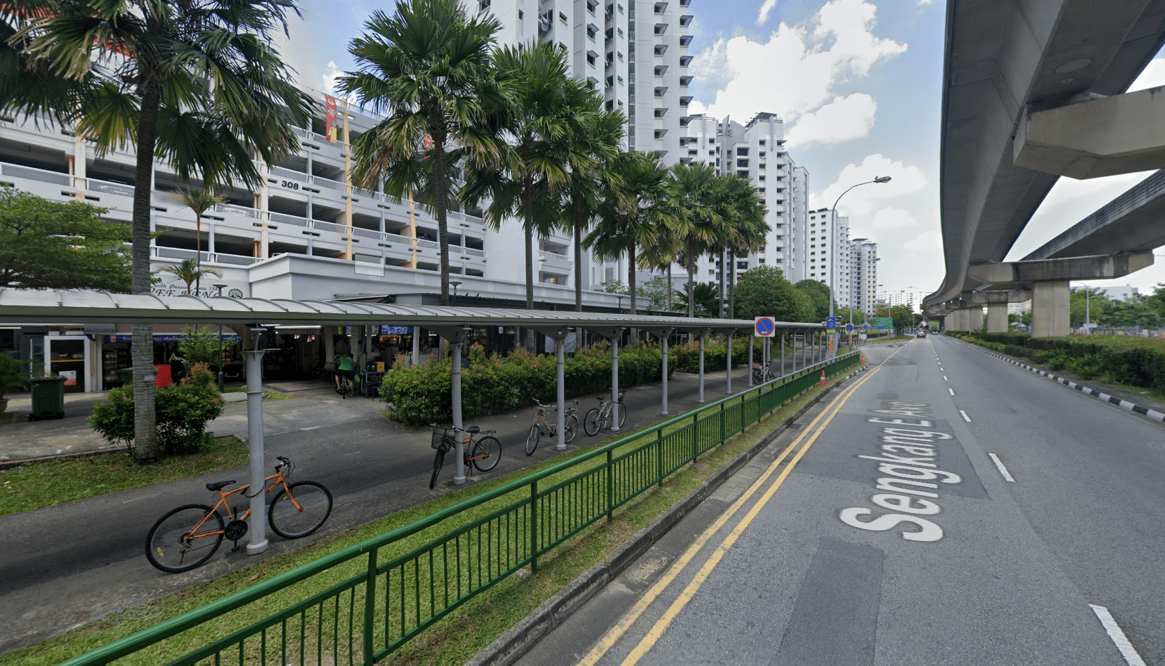 Anchorvale NTUC Foodfare cluster
