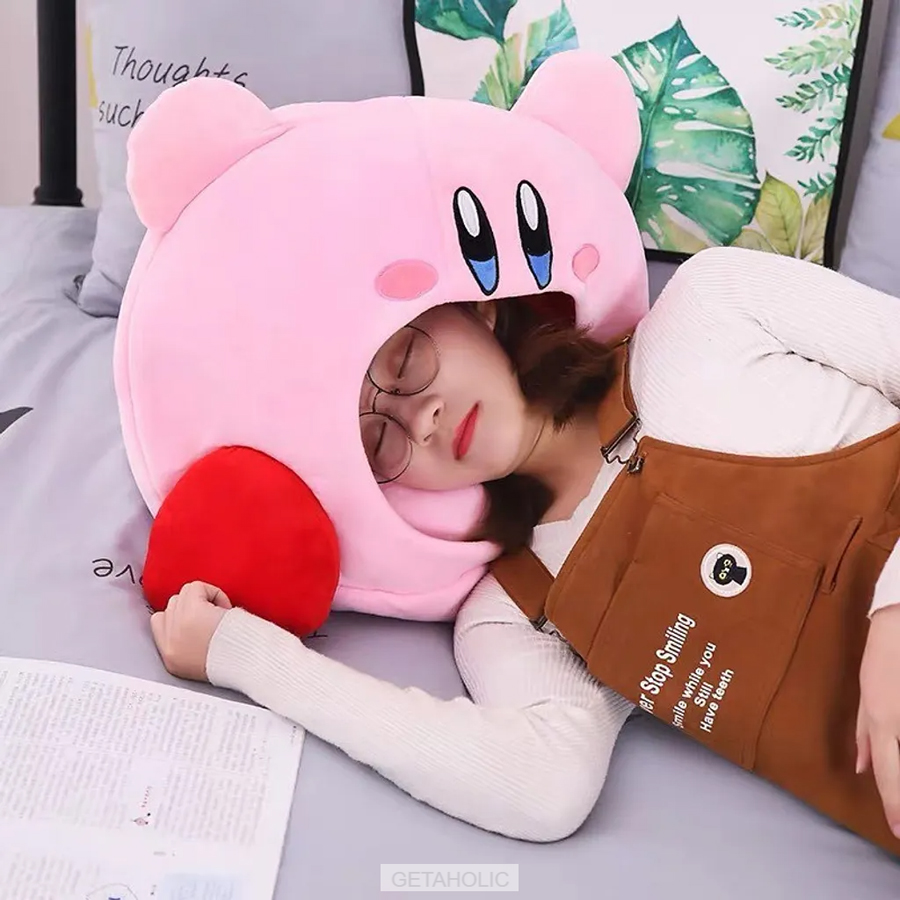 Kirby dome pillow 1