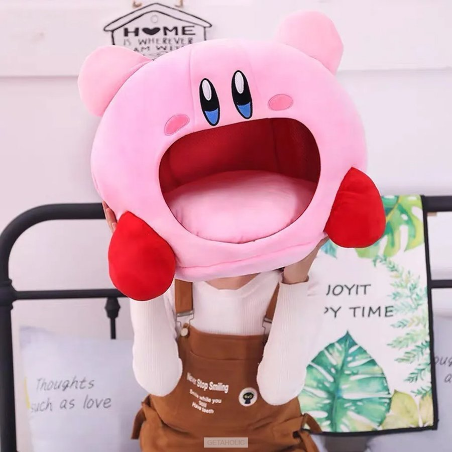 Kirby dome pillow 2