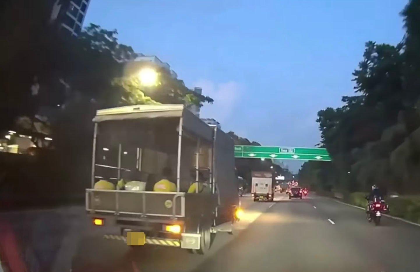 lorry workers speeding