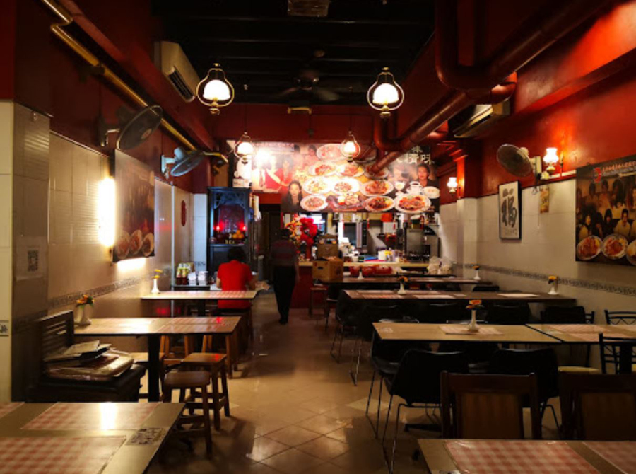 45-year-old Bugis eatery 1