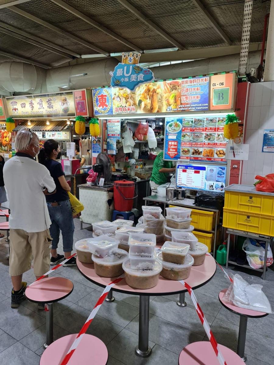 chendol stall 1
