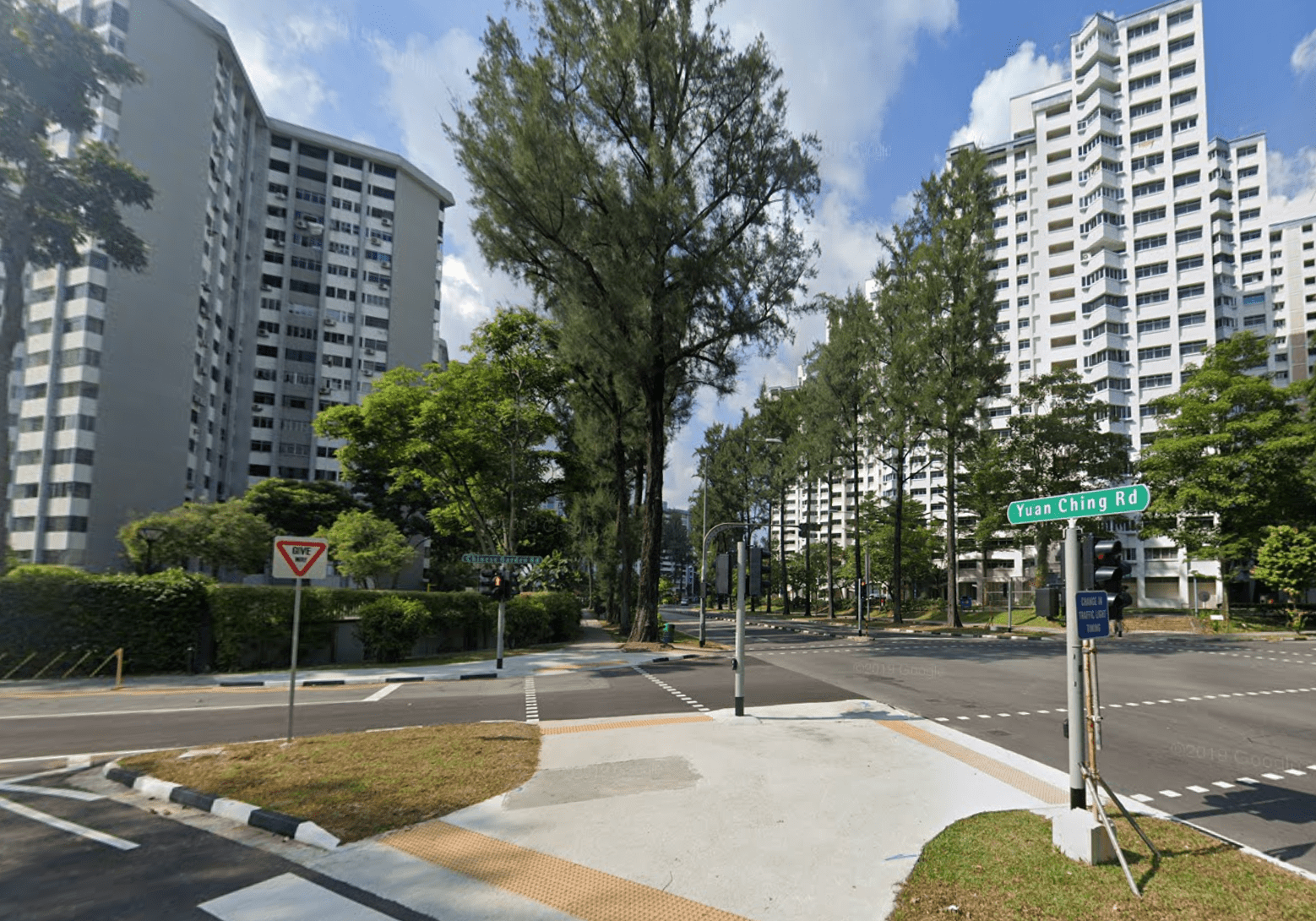 bicycle hits man pavement