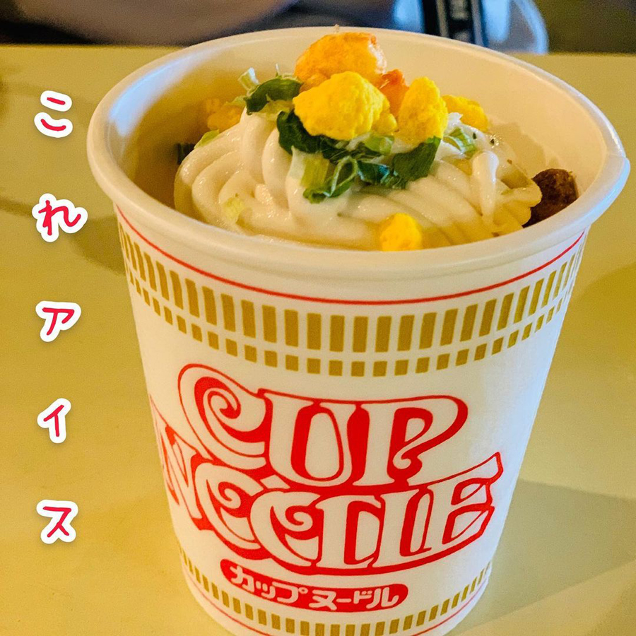 Cup noodle ice cream 3