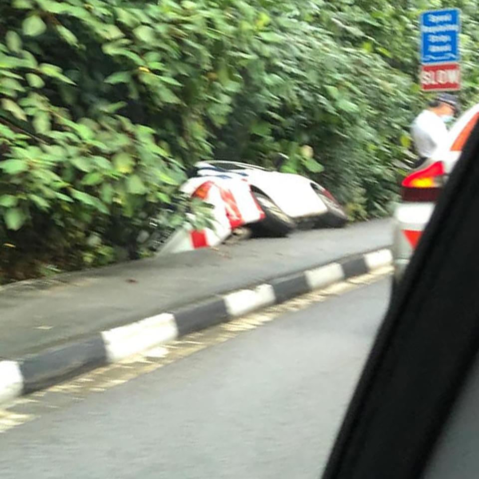police car drain