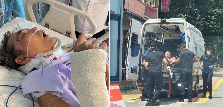 sbs bus injuries