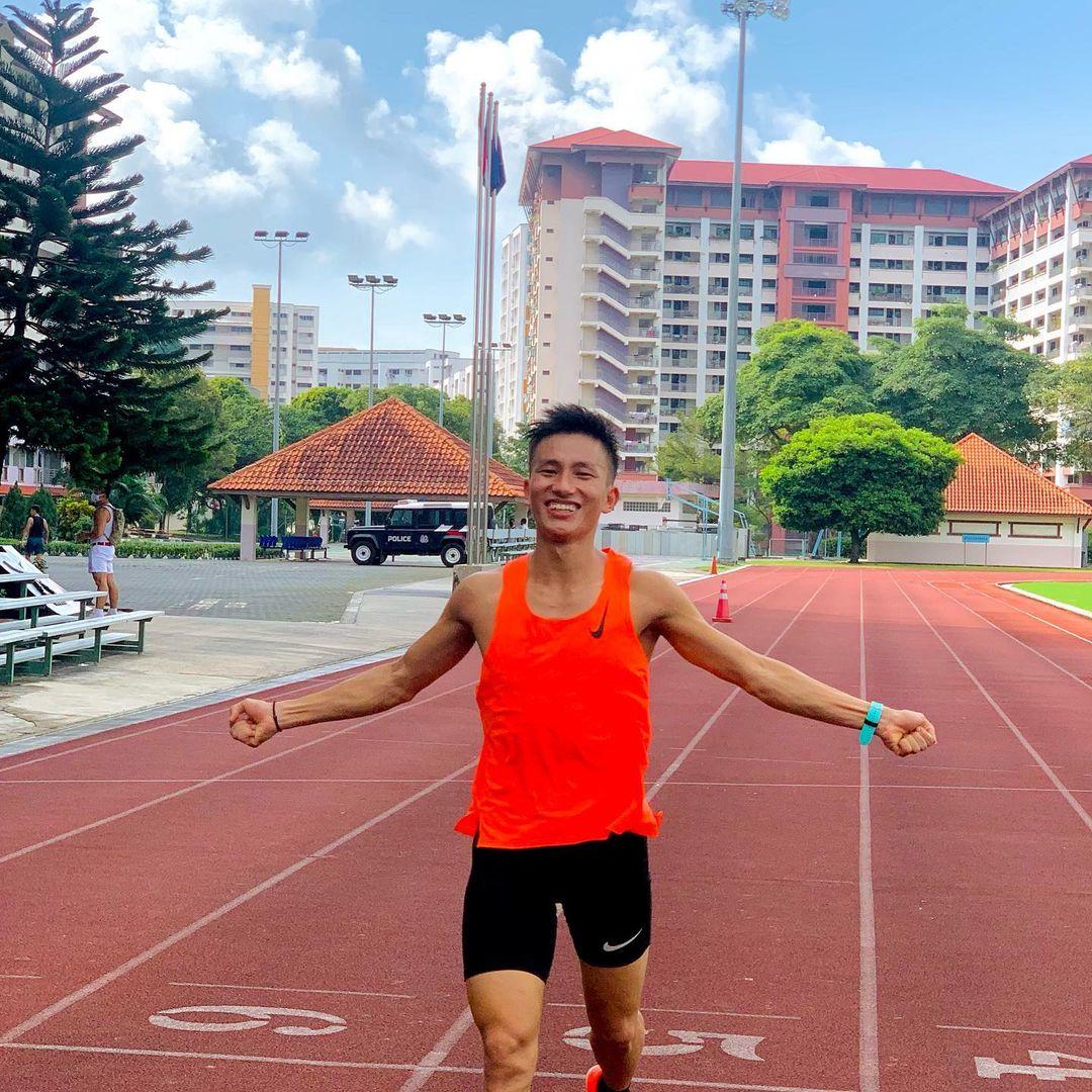 Gurkha 2.4km challenge